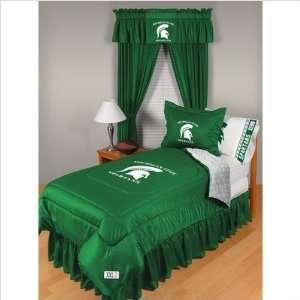Bundle 97 Michigan State University Spartans Bedding Series (3 Pieces