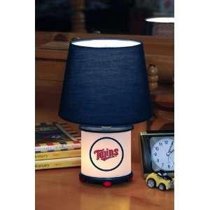 13 MLB Minnesota Twins Baseball Multi Function Table Lamp