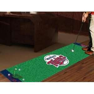 Exclusive By FANMATS MLB   Minnesota Twins Golf Putting