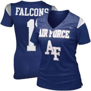 Nike Air Force Falcons Ladies 2011 Replica Football Premium T shirt