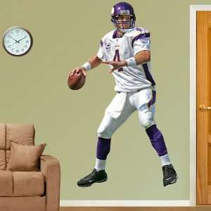 NFL Brett Favre Vinyl Wall Graphic Decal Sticker Poster