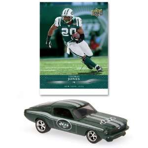 New York Jets Thomas Jones 164 1967 Ford Mustang Fastback