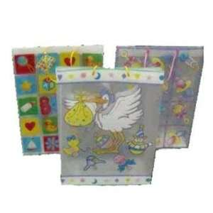 Extra Large Baby Shower Gift Bag Case Pack 72   346654