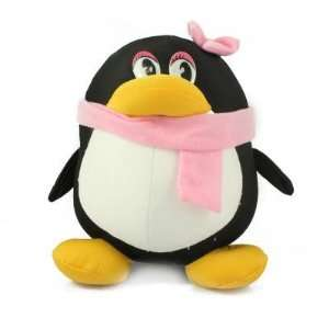 Lovely Penguin Girl Stuffed Plush Doll Toy 11 inch: Toys