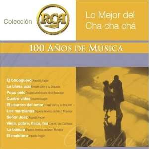 Mejor Del Cha Cha Coleccion Rca 100 Anos Various Artists Music