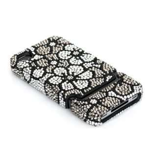 iSee Case TM Luxury Crystal Bling Rhinestone Slider Full Cover Case