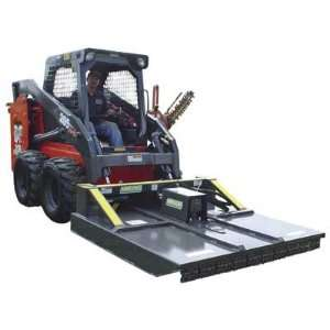 Befco Rotary Cutter F/Skid Steer 5 FT #AM601 Patio, Lawn