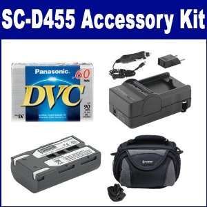 Samsung SC D455 Camcorder Accessory Kit includes SDC 26