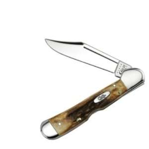 Case Knives 276 Mini CopperLock Pocket Knife with Stag