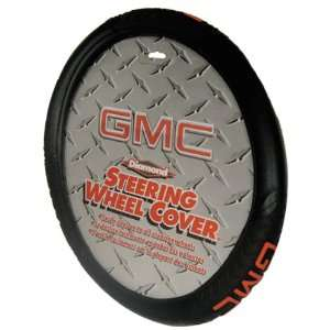 Steering Wheel Cover   GMC Logo Automotive