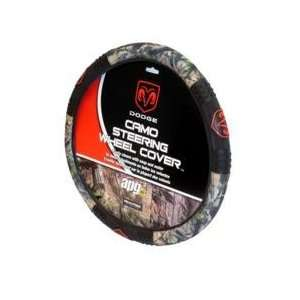 Dodge Real Tree Camo Steering Wheel Cover: Automotive