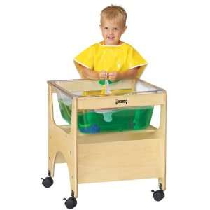 See Through Mini Sensory Table with Lego® Surface