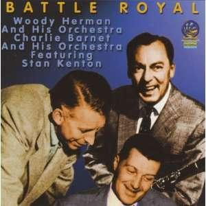 Charlie Barnet Orchestra, Woody Herman Orchestra, Stan Kenton Music