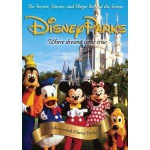 Undiscovered Disney Parks: Mickey Mouse, Walt Disney