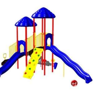 Play Today Up & Up Double Deck Platform Structure, 5 12