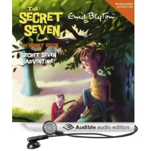 Secret Seven & Secret Seven Adventure (Audible Audio