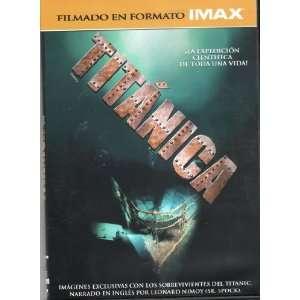 Titanica (La Expedicion Cientifica De Toda Una Vida)[ntsc
