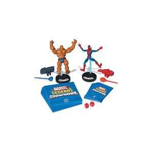 Marvel Legends Showdown The Ultimate Action Figure Battle Spider Man