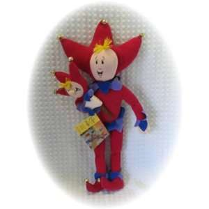 The Jester Has Lost His Jingle Collectible Plush Doll (21