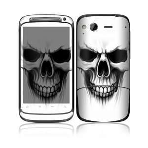 Devil Skull Design Decorative Skin Cover Decal Sticker for HTC Desire