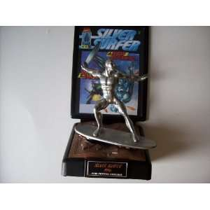 Comic Book Champions Silver Surfer Toys & Games