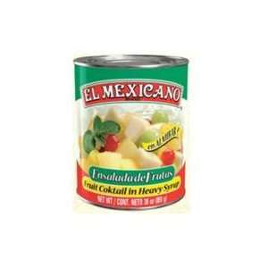 El Mexicano Fruit Cocktail 30 oz   Coctel De Frutas: