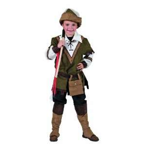 Sherwood Forest Robin Hood Kids Costume Toys & Games