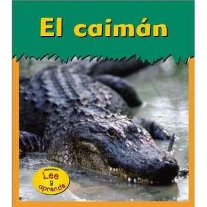 El caimán (Animales Del Zoologico) (Spanish Edition