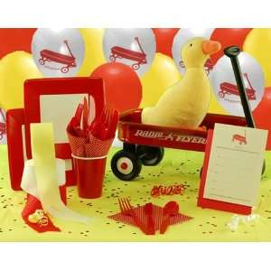 Red Wagon Baby Shower Kit: Toys & Games