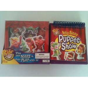 Itty Bitty Puppet Show  Toys & Games