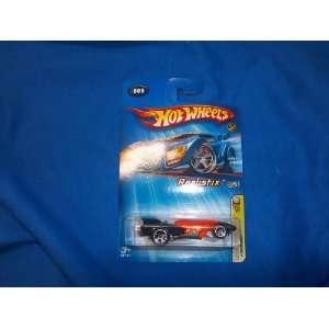Mattel Hot Wheels 2005 First Editions Scale Realistix Black & Orange