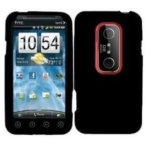 Mobile Palace   Black silicone skin case cover pouch holster for HTC