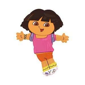 Open Arms Dora 14 Already Air Filled Cup & Stick Included Mylar