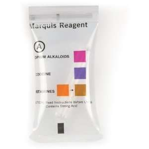 NIK Drug Test Kit   A General, Marquis Reagent (Box of 10)