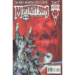 Midnight Sons Unlimited, Edition# 4