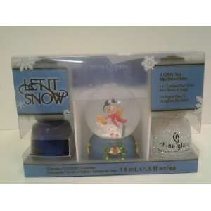 Snow 2011 Holiday Collection with Mini Snow Globe Health & Personal