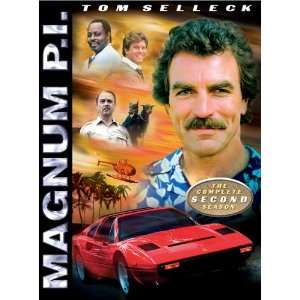 Magnum, P.I.   The Complete Second Season
