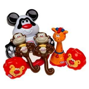 Jungle Jamboree Music Set Shakers Toys & Games