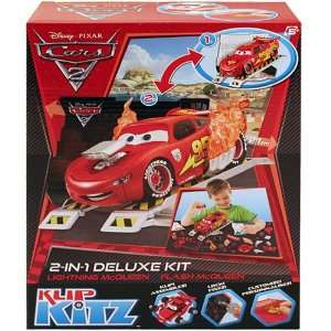 Klip Kitz Disney Pixar Cars 2 Two in One Deluxe Kit [Lightning McQueen
