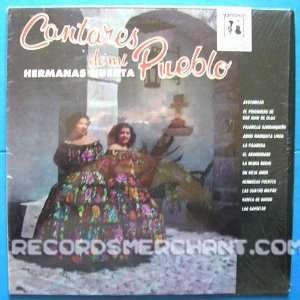 Cantares Di Mi Pueblo [Vinyl LP] Hermanas Huerta Music