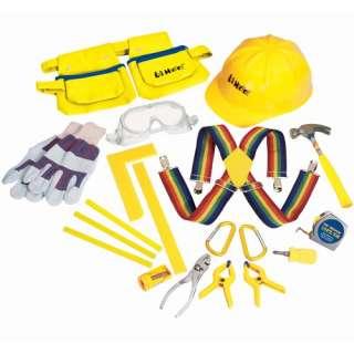 Ver LIL HELPER   Kit de 20 herramientas de carpintero para niños en