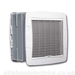 VENT AXIA 12 WALL FAN 1185M/HR   Vent Axia   AllAboutElectrics.co.uk