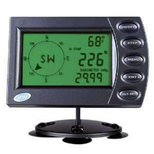 V6000 Deluxe Car Monitoring System with Compass, Barometer, Altimeter