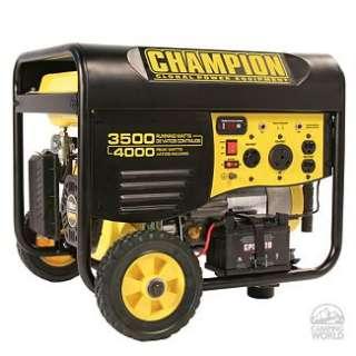 Watt Portable Generator   46539   Portable Generators   Camping World
