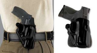 Galco Ruger LCR Speed Paddle Holster Right Hand Black   Natchez