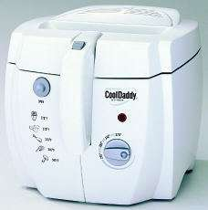 PRESTO COOL DADDY COOL TOUCH DEEP FRYER   05443