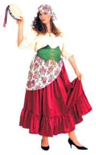 Esmeralda Plus Size Gypsy Costume   Gypsy Costumes
