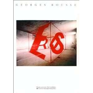 Georges Rousse: .fr: Georges Rousse, Alain Sayag, Marie France
