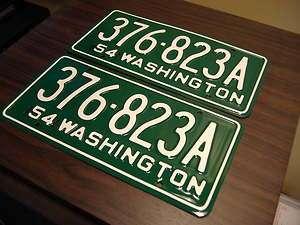 License Plate Restoration Service 1931 1958 1963 1957 1966 1964 1968