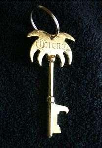 Corona Key Palm Tree beer bottle cap opener